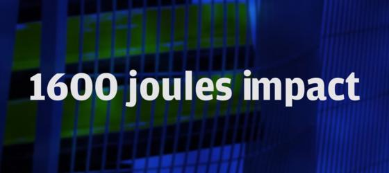 Troax Impact Test 1600 Joules video
