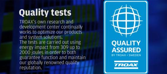 Troax Impact Tests - When Performance Matters video