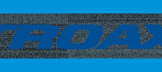 Troax logotype, colour, RGB