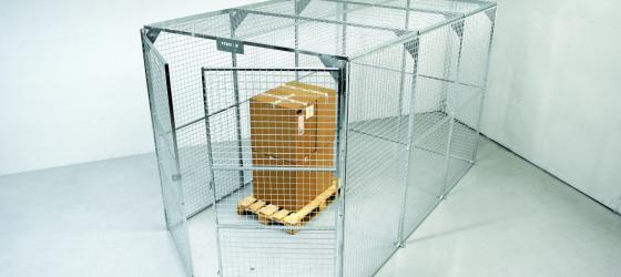Troax cage
