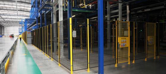 Troax Smart Fix, st20, automated warehouse (1)