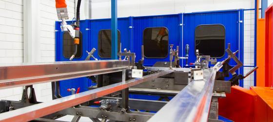 Troax Smart Fix, welding environment (2)