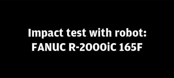 Troax Quality Assured: Live Test Robot Impact video