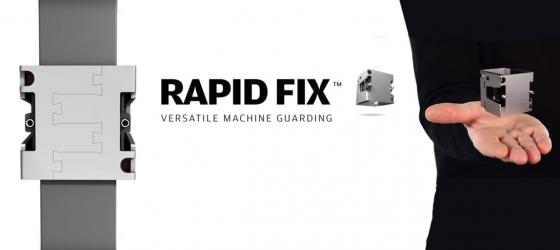 Troax Rapid Fix - A revolution in your hands. video