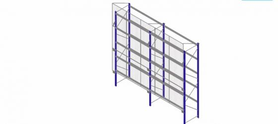 Troax Assembly Instruction Anti-collapse System for Pallet rack video