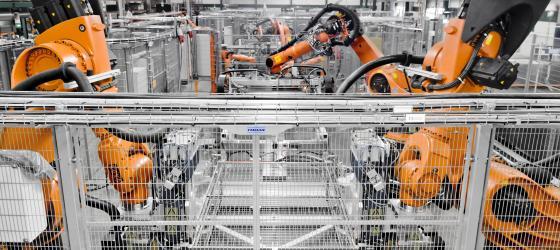 Troax production environment