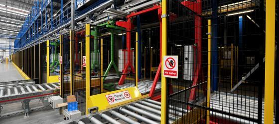 Troax Smart Fix, st20, automated warehouse (2)