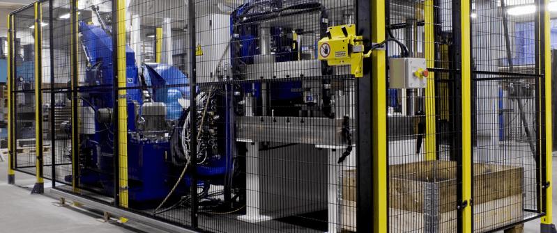 Machine guarding - Doors and Locks video